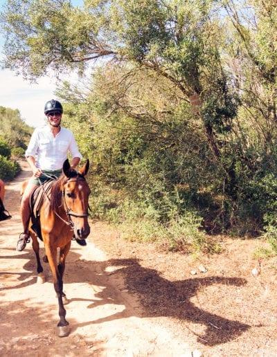 Private Trail Horseback Riding